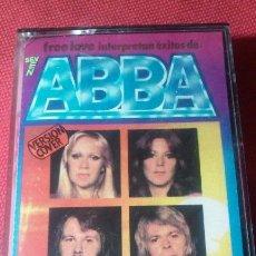 Casetes antiguos: FREE LOVE INTERPRETA ÉXITOS DE ABBA 1979 SEVEN MANOLO GARCÍA CASSETTE. Lote 67447413