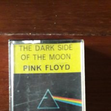 Casetes antiguos: THE DARK SIDE OF THE MOON-PINK FLOYD-1973. Lote 69981350