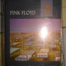 Casetes antiguos: PINK FLOYD A MOMENTARY OF REASON CASETE EDICION ESPAÑOLA . Lote 71167213