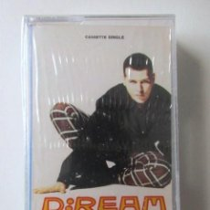 Casetes antiguos: D:REAM, U R THE BEST THING, DREAM, YOU ARE THE BEST THING, CASETE (CASSETTE) DEL. AÑO 1994. Lote 72119395