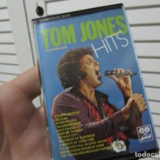 Casetes antiguos: TOM JONES HITS-RARO. Lote 73608479