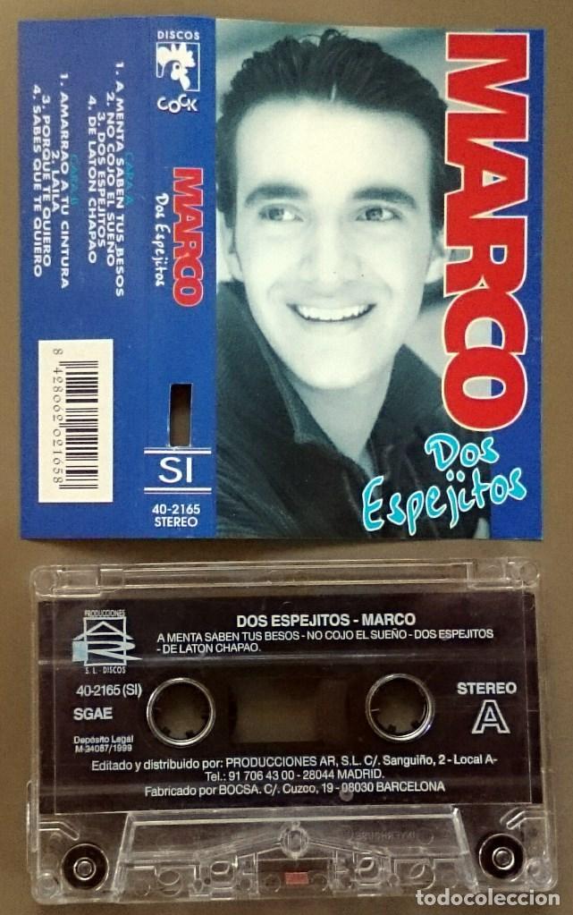 marco: dos espejitos, cassette producciones ar - Comprar Casetes ...
