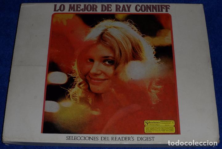 LO MEJOR DE RAY CONNIFF - SELECCIONES DEL READER'S DIGEST (1977) (Música - Casetes)