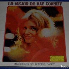 Casetes antiguos: LO MEJOR DE RAY CONNIFF - SELECCIONES DEL READER'S DIGEST (1977). Lote 75755763