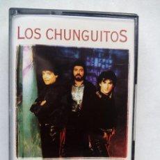 Casetes antiguos: LOS CHUNGUITOS. GRANDES ÉXITOS. CASETE HORUS 09612. ESPAÑA 1997. RUMBA FLAMENCA.. Lote 75802127