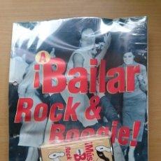 Casetes antiguos: MUSICA PARA BAILAR ~ ROCK & BOOGIE ~ CASETE ~ FASCICULO. Lote 76983093