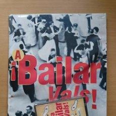 Casetes antiguos: MUSICA PARA BAILAR ~ VALS ~ CASETE ~ FASCICULO. Lote 76983233