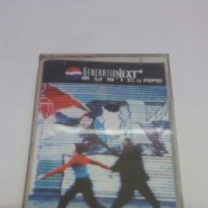 Casetes antiguos: GENERATION NEXT MUSIC BY PEPSI. Lote 77251562
