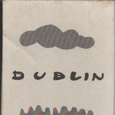Casetes antiguos: DUBLIN (CASETE PROMOCIONAL RCA 1990). Lote 77276701