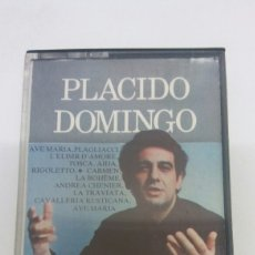 Casetes antiguos: PLACIDO DOMINGO. Lote 77297170