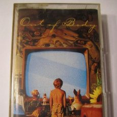 Casetes antiguos: CASETE THE HOOTERS OUT OF BODY AÑO 1993. Lote 77821073