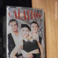 Casetes antiguos: CASSETTE CALAITOS / MI DULCE VENENO CASSETTE. Lote 77833005