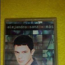 Casetes antiguos: ALEJANDRO SANZ . MAS . 1997. CASETE. Lote 78830715