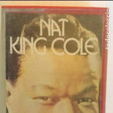 Casetes antiguos: NAT KING COLE . Lote 79097693