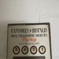 Casetes antiguos: 2-CANTORES DE HISPALIS-SEVILLANAS 88. Lote 80158601