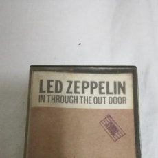 Casetes antiguos: 29-LED ZEPPELIN- IN THROUGH THE OUT DOOR. Lote 80331405