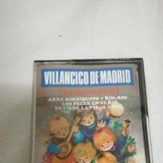 Casetes antiguos: 26-VILLANCICO DE MADRID- LA MARIMORENA. Lote 80358341