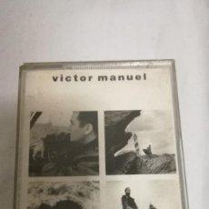 Casetes antiguos: 28-VICTOR MANUEL- QUE TE PUEDO DAR. Lote 80358661