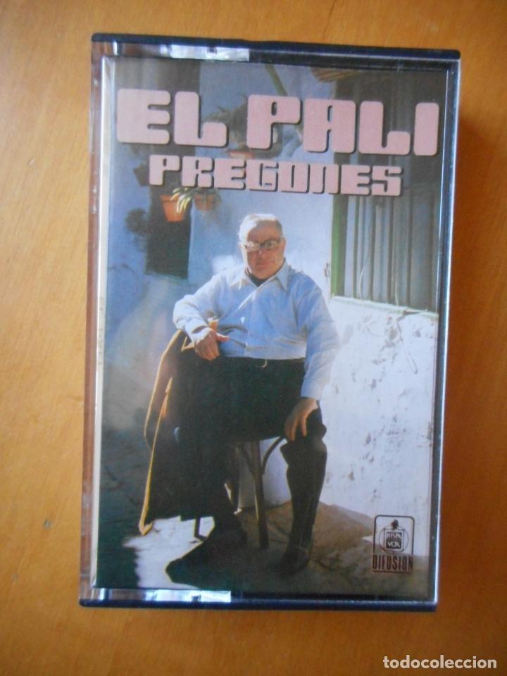 EL PALI. PREGONES. HISPAVOX. 1983. CASETE -CASSETTE-. BUEN ESTADO (Música - Casetes)