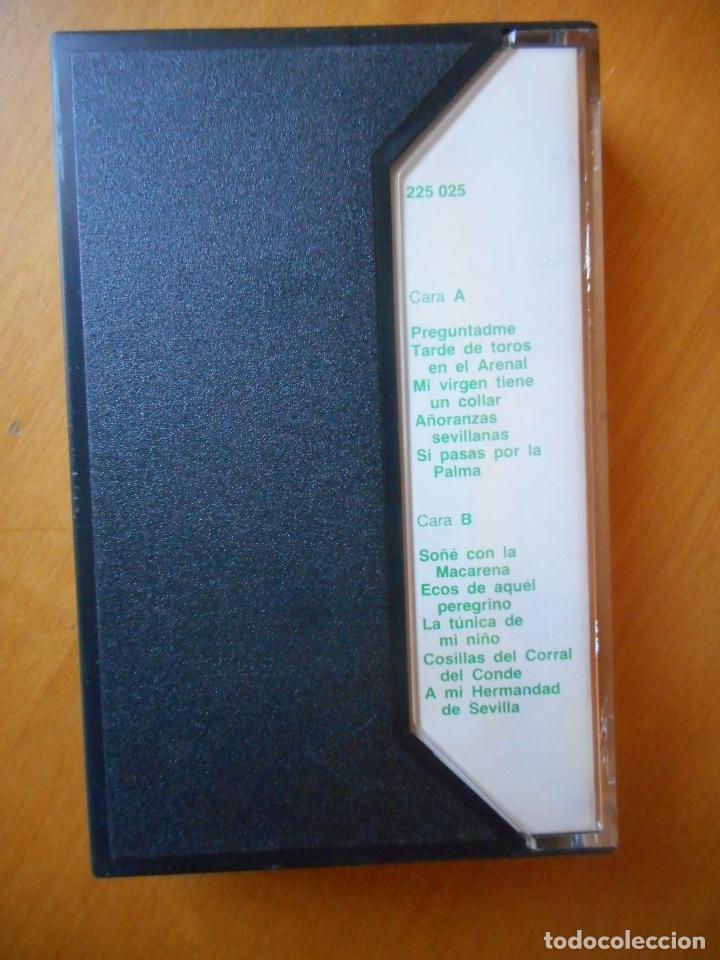 Casetes antiguos: El Pali. Pregones. Hispavox. 1983. Casete -Cassette-. Buen estado - Foto 2 - 81120552