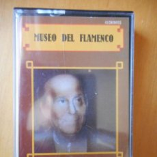 Casetes antiguos: PEPE 'EL CULATA'. MUSEO DEL FLAMENCO. ABANICO. 1989. CASETE -CASSETTE-. BUEN ESTADO. DIFÍCIL. Lote 81128748