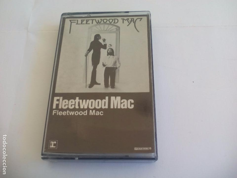 FLEETWOOD MAC- FLEETWOOD MAC. 1975 UK. CASSETTE. CASETE (Música - Casetes)
