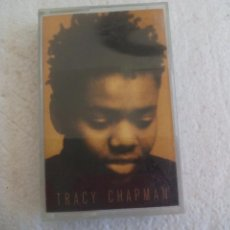 Casetes antiguos: TRACY CHAPMAN 1988. GERMANY. CASSETTE, CASETE. Lote 82745700
