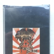 Casetes antiguos: CINTA CASETE TOKYO BLADE (PRECINTADA). Lote 83056290