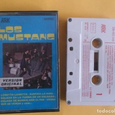 Casetes antiguos: LOS MUSTANG - MUSICA CINTAS CASETE. Lote 83770620