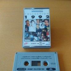 Casetes antiguos: CASSETTE - CASETE - GRAMMY COLLECTION 1992 (MUSICA THAILANDESA ORIGINAL). ESTADO DE LUJO. IMPECABLE.. Lote 83805732