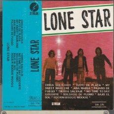 Casetes antiguos: LONE STAR (CASSETTE STREAK 1977). Lote 85286328
