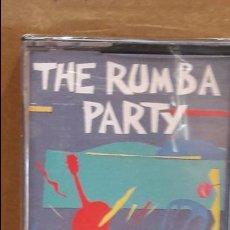 Casetes antiguos: THE RUMBA PARTY / BARCELONA 92. PERET / MANOLOS / AMAYA. MC / ARIOLA - PRECINTADO.. Lote 86313340