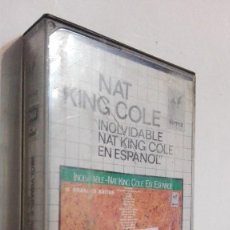 Casetes antiguos: NAT KING COLE. Lote 86821876