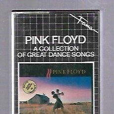 Casetes antiguos: CINTA DE CASETE. PINK FLOYD. A COLLECTION OF GREAT DANCE SONGS. 1985. FAMA EMI. Lote 87210004