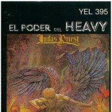Casetes antiguos: JUDAS PRIEST – SAD WINGS OF DESTINY - CASSETTE SPAIN 1987 - VICTORIA VMC-120, YEL 395. Lote 88088820