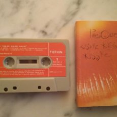 Casetes antiguos: THE CURE-KISS ME...CASETE CASET CASSETE. NEW WAVE. Lote 89458935