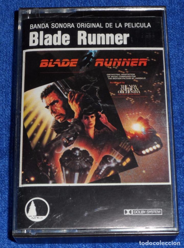 BLADE RUNNER - CASSETTE (Música - Casetes)