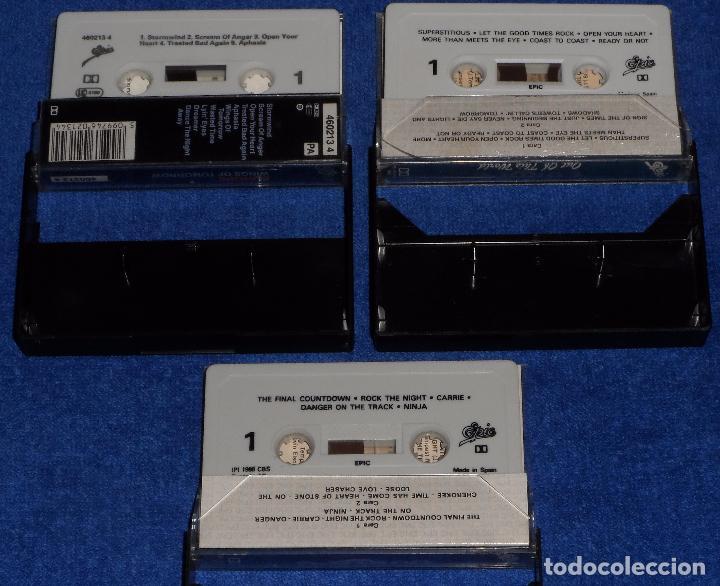 Casetes antiguos: Europe - Cassette - Foto 2 - 90862040