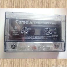 Casetes antiguos: CINTA CASETE DE CAMELA, SIMPLEMENTE AMOR (SIN CARÁTULA). Lote 92232388
