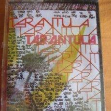 Casetes antiguos: TARANTULA CASETE ZAFIRO NOVOLA 1976 - HARD ROCK PROGRESIVO - PRECINTADA. Lote 142535196