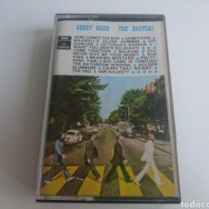 Casetes antiguos: CASSETTE THE BEATLES ABBEY 1970. Lote 94510787