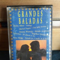 Casetes antiguos: GRANDES BALADAS. CINTA CASSETTE CASETE CASSETE CASETTE. Lote 94741820