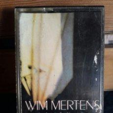 Casetes antiguos: WIM MERTENS. CINTA CASSETTE CASETE CASSETE CASETTE. Lote 94780078