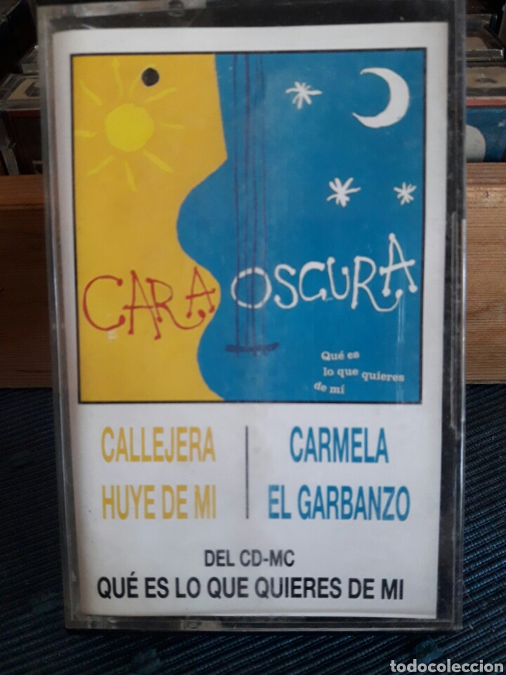 CARAOSCURA. CINTA CASSETTE CASETE CASSETE CASETTE (Música - Casetes)