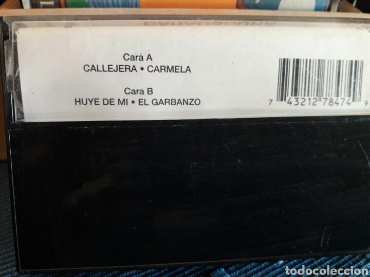 Casetes antiguos: Caraoscura. Cinta cassette casete cassete casette - Foto 2 - 94809306