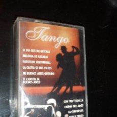 CASETE CINTA MUSICA TANGO CASETTE