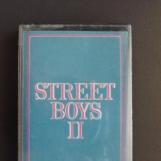 Casetes antiguos: CASETE - CASSETTE - STREET BOYS II. Lote 95186159