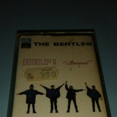 Casetes antiguos: THE BEATLES CASSETTE. HELP!. Lote 95492838