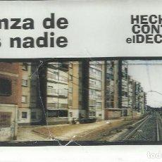 Casetes antiguos: HECHOS CONTRA EL DECORO - DANZA DE LOS NADIE - CASETE - GORA HERRIAK - 1998 PRECINTADO. Lote 95760707