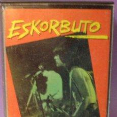 Casetes antiguos - Eskorbuto - Grandes Éxitos - Cassette de 1989 - 95895159